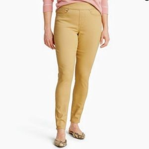 NWT SUPER SHAPING PULL ON JEANS SIGNATURE BY LEVIS